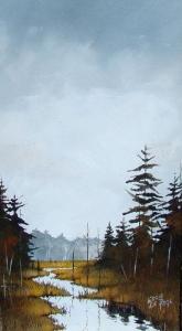 Tall Trees by Eddie LePage