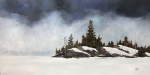 The Beauty of Winter by Eddie LePage