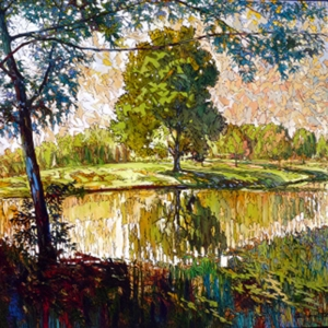 Sunny Afternoon by Eduard Gurevich