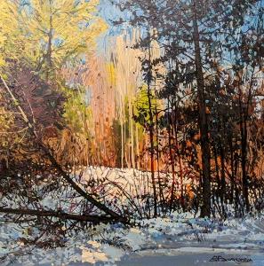 Winter Release by Eduard Gurevich