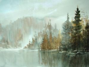 Green Haze by Edwin Matthews