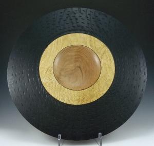 Cherry Platter by Frank DiDomizio