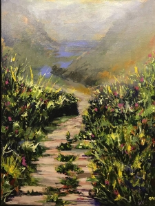 Mystic Morning by Gavin Mclay