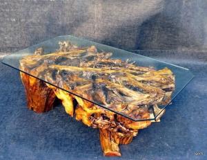 Cedar Roots Table by Igor Soinsky