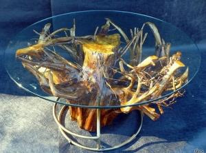 Maple Leaf Table by Igor Soinsky