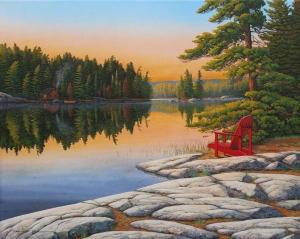 A Time for Reflection by Jake Vandenbrink