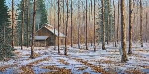 Between the Maples by Jake Vandenbrink