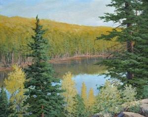 Hemlock Bluffs by Jake Vandenbrink