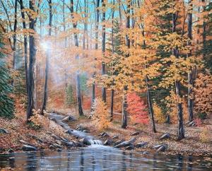 Riverside Trail by Jake Vandenbrink