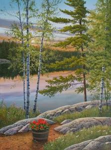 Summer Retreat by Jake Vandenbrink