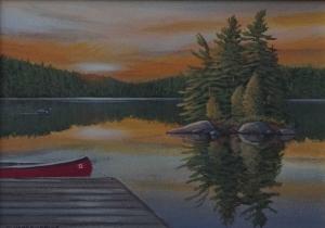 Summer Sunrise by Jake Vandenbrink