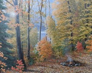 The Warmth of Autumn by Jake Vandenbrink