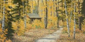Trees of Gold by Jake Vandenbrink
