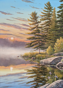 The Morning by Jake Vandenbrink