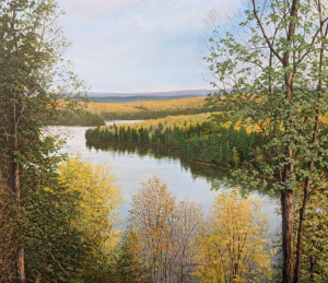 Top Of The Trail by Jake Vandenbrink