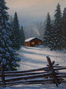 Quiet Refuge by Jake Vandenbrink