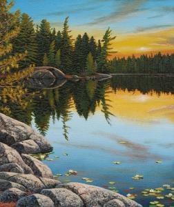 The Evening Hour by Jake Vandenbrink