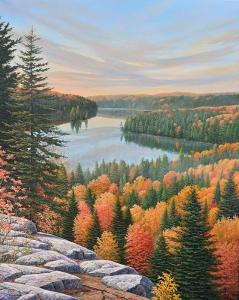 Trail's End by Jake Vandenbrink