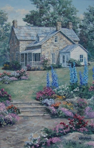 Homestead Gardens by James L. Keirstead