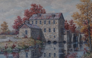 Gambles Humber Mill by James L. Keirstead