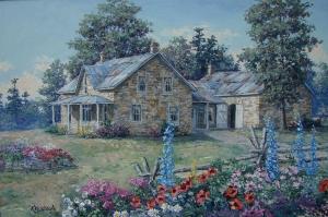 Henderson Homestead Murvale by James L. Keirstead