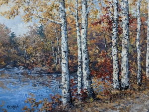 Otter Lake by James L. Keirstead