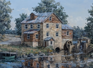 Summer on the Saugeen by James L. Keirstead