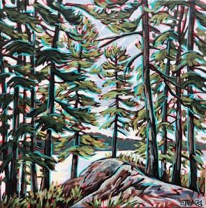 Bright Side Study by Jenny Kastner