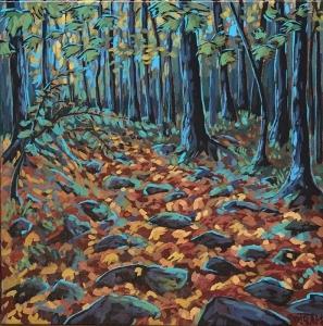 Fall Wander 11 by Jenny Kastner