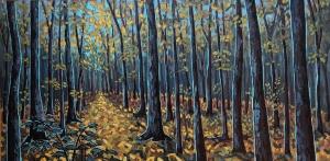 Forest Wander by Jenny Kastner