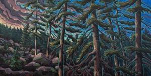 Granite Ridge II by Jenny Kastner