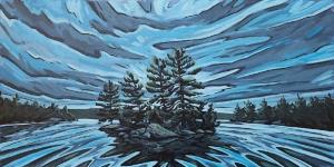 Island Greys by Jenny Kastner