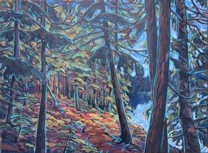 Lakeside Trail by Jenny Kastner