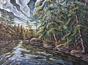Meet Me in MacKenzie Bay by Jenny Kastner