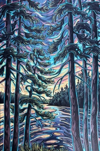 Meet Me Under the Tall Pines by Jenny Kastner