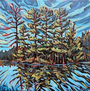 Moving Reflections by Jenny Kastner