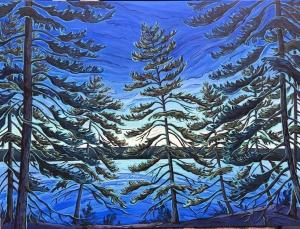 Vibrant Dawn by Jenny Kastner
