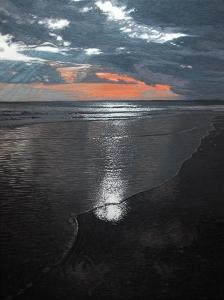 Shimmering Sand by Joe Sampson