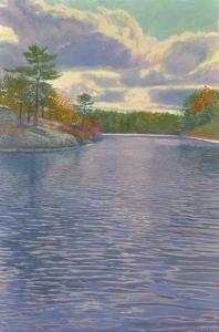 The Bay by Joe Sampson