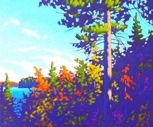 Overlook by John Lennard