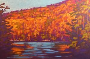 River Bend by John Lennard