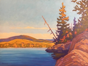 Rocky Point by John Lennard