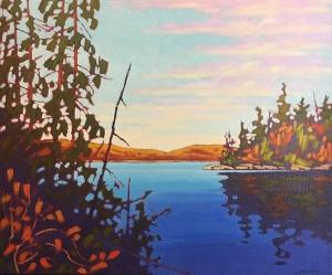 Shady Bay by John Lennard