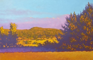 Late Afternoon by John Lennard