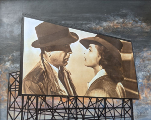Drive in (Casablanca) by Larry McGill