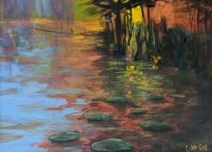 Lilypad by Larry McGill