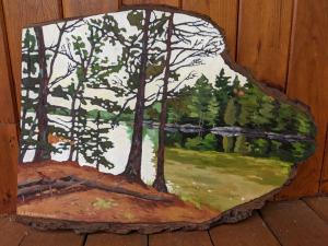 Billings Lake by Lauren Boissonneault