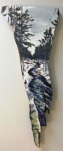 Mississauga River by Lauren Boissonneault