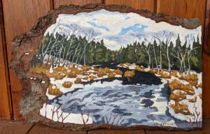 Moira River by Lauren Boissonneault