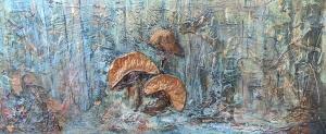 Mushroom Magic by Linda Coffee